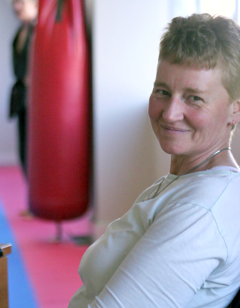 Jo Watt, Gloves Boxing Gym Coach