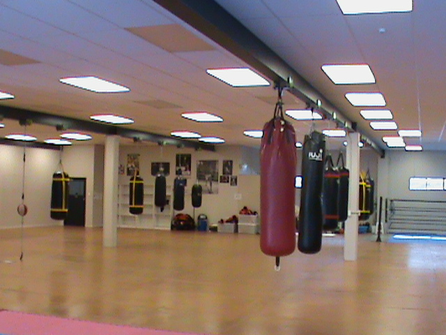 Gloves Boxing - Main gym area for hire