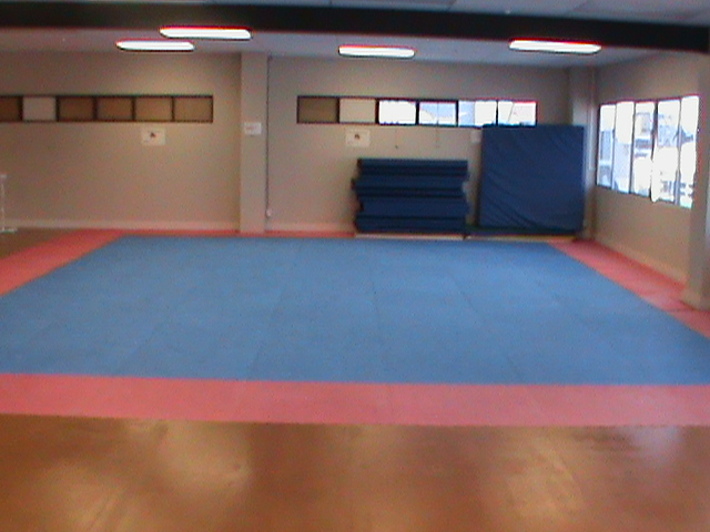 Gloves Boxing Mat area for hire
